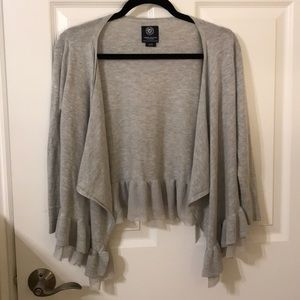 American Eagle Draped Cardigan